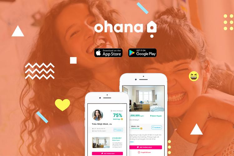 Ohana -App tìm nhà trọ, phòng trọ